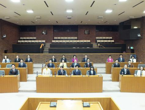 日野市議会